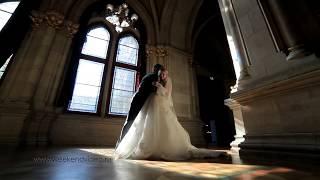 Потрясающая свадьба в Европе. Австрия, Вена. Антонина и Клим.