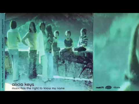Boards of Canada vs Alicia Keys - Music Has The Right To Know My Name (Alex C Mix)