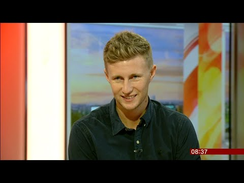 Joe Root England Captain Book Interview Bringing Home the Ashes