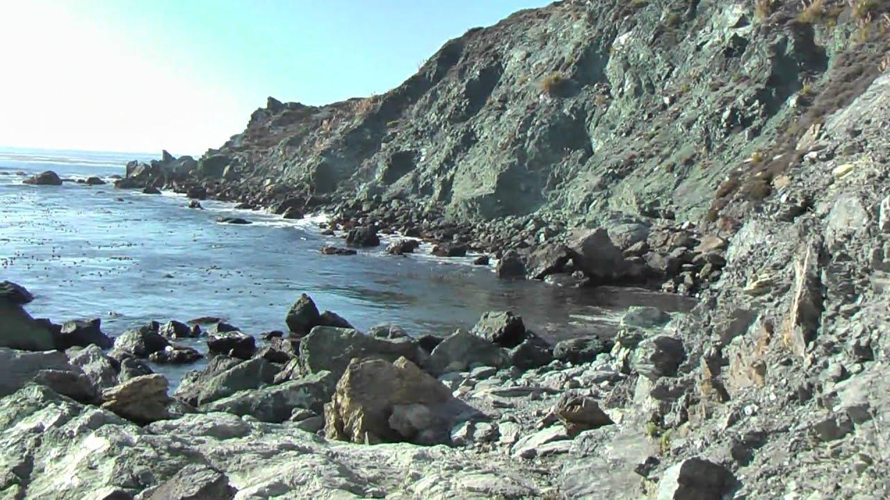 Descending Jade Cove
