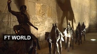 Crossing the new Silk Road   FT World