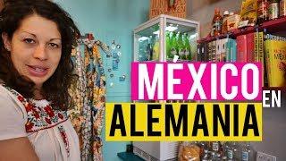¿QUÉ PRODUCTOS MEXICANOS LES GUSTAN A LOS ALEMANES? COSITA BONITA