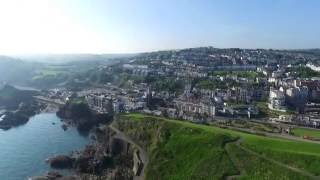 Amazing drone footage of Ilfracombe