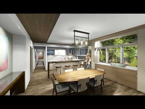 BARCELO HOMES - The Odessa @ 43rd Renderings & Fly By