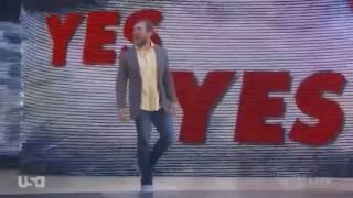 Daniel Bryan Returns To WWE Raw 2016