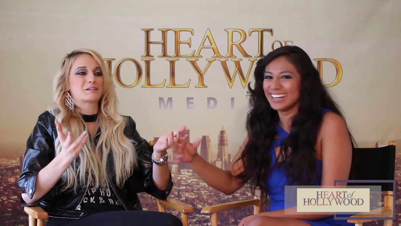 Shevyn Roberts Interview Part 1 - Heart Of Hollywood Media