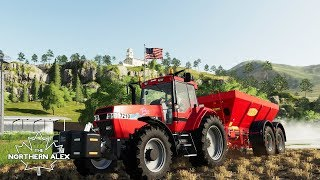 Farming Simulator 19 | Sowing the seeds of love | PC Gameplay