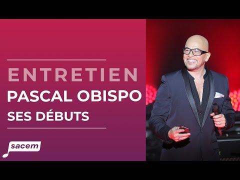 Pascal Obispo : les débuts - master-class Sacem