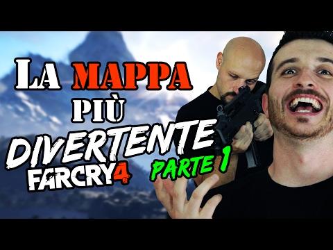 FAR CRY 4 coop: LA MAPPA PIÙ DIVERTENTE - pt1