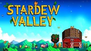  Farmerzy Dwaj Będą Rwać...PARSNIP  Stardew Valley #01 w/ Tomek90