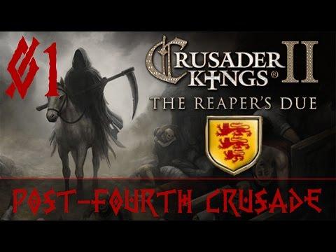 Crusader Kings 2 - Post-Fourth Crusade Bulgaria [01]