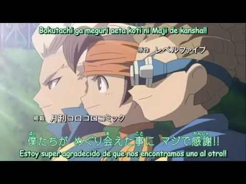 Inazuma Eleven - Opening 2: Maji de Kansha!