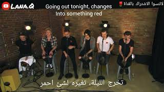 One Direction Night changes | ♡مترجمة