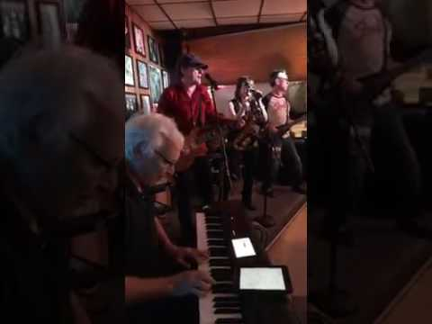 dave iglar band - my baby she wrote me a letter - r bar dormont - 3