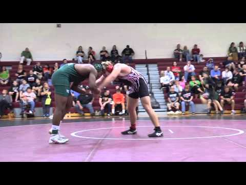 2A10 Wrestling Finals: Robert McLachlan vs. Ben Chisholm