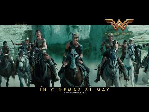 Wonder Woman [Official International Theatrical Trailer #6 in HD (1080p)]