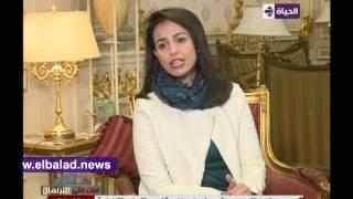 ماريان عازر: الدولة أنجزت ترميم الكنيسة البطرسية فى وقت قياسى..فيديو