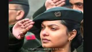 Indian Army Warrior song