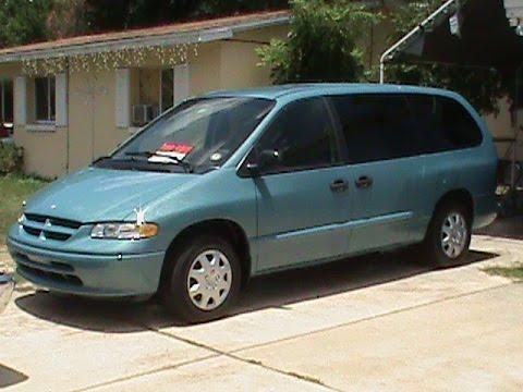 Dodge Grand Caravan For Sale >> One Owner 1997 Dodge Caravan for sale - YouTube