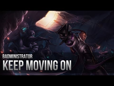 Badministrator - Keep Moving On (Lucian Tribute)