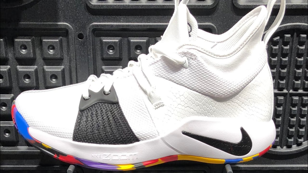 04c80868704 NIKE PG 2 MARCH MADNESS (unboxing) - YouTube
