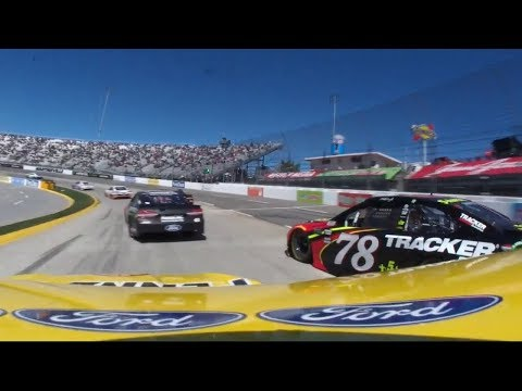 #22 - Joey Logano - Onboard - Martinsville - Round 6 - 2018 Monster Energy NASCAR Cup Series