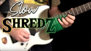 The Slower Side of 20 Shredders w/ lesson