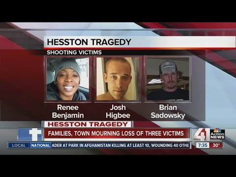 Victims in deadly Hesston, Kansas workplace shooting identified