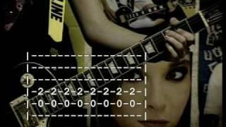 Tokio Hotel - Durch den Monsun (Monsoon) lesson