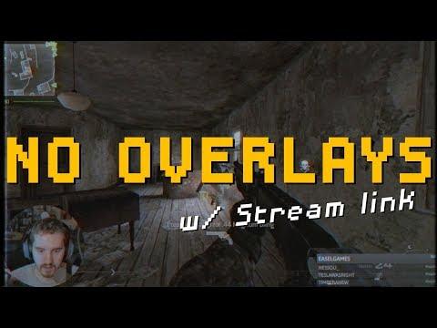 FINALLY: Stream & Record w/o Overlays! Elgato