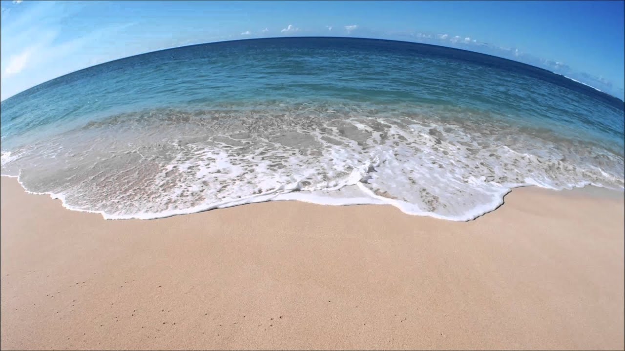 Tropical Waves   The Relaxing Sound Of Waves On A Tropical Beach   YouTube