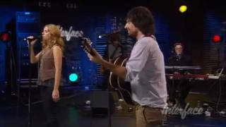 """Pete Yorn and Scarlett Johansson performing """"Search Your Heart"""" from their Break Up album"""