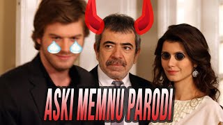 AŞKI MEMNU FİNAL SAHNESİ PARODİ ( PUBG mobile )