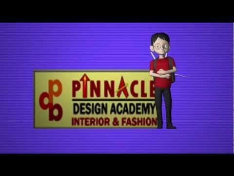 Pinnacle Designing Academy- Interior Designing Ad