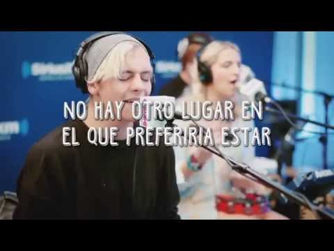 R5- Rather Be (cover) - Español