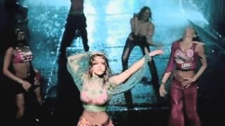 Смотреть клип Britney Spears Ft. Natalia Kills - Superficial