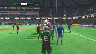 Rugby Challenge 3 vs Rugby 18 (Discussion)