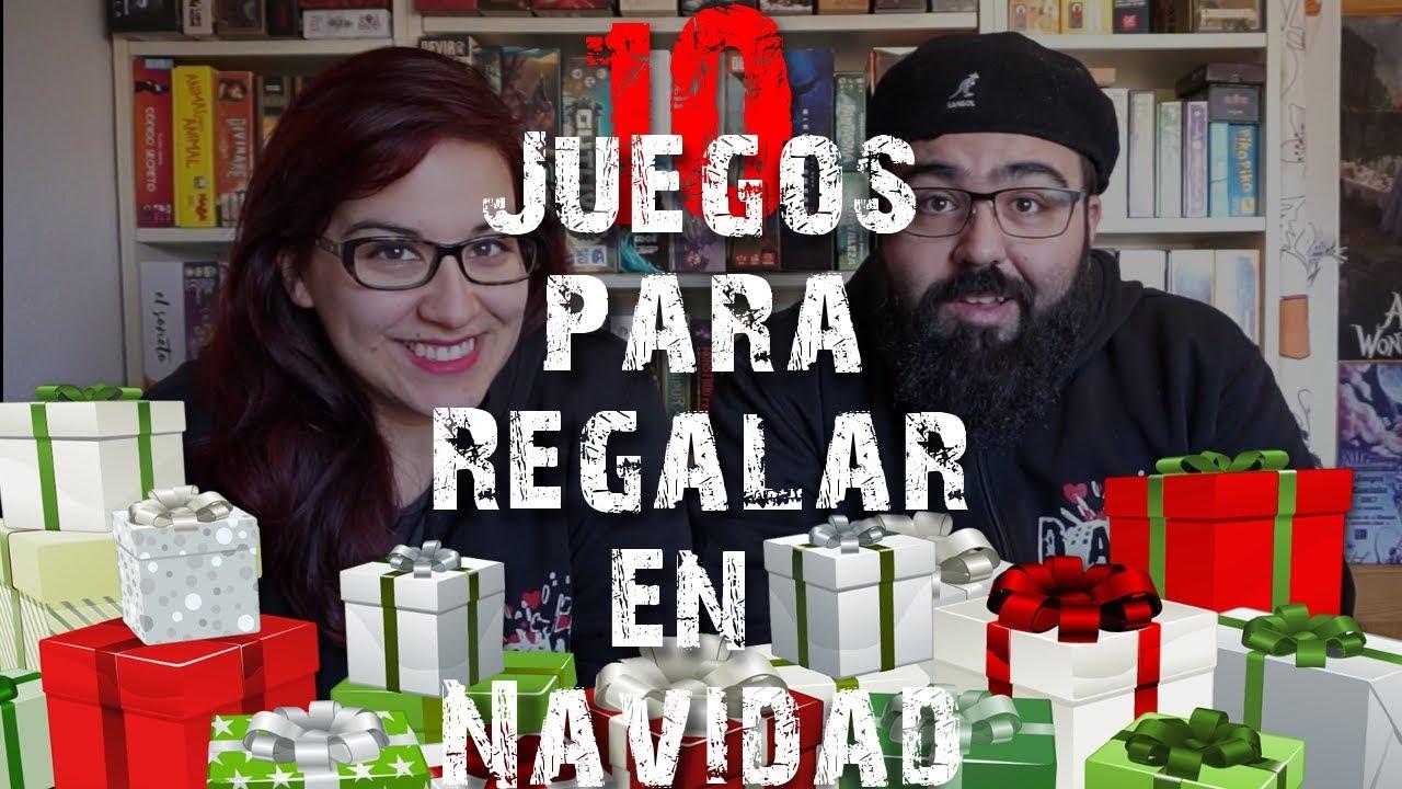 10 Juegos De Mesa Para Regalar En Navidad 2017 Youtube