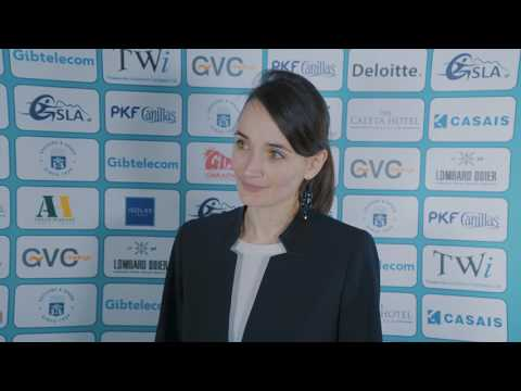 Round 6 Gibraltar Chess post-game interview with Kateryna Lagno
