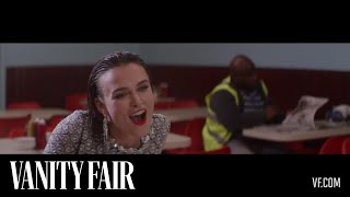 "Keira Knightley Gets Hot and Heavy in Ep3 ""Preparing for War""  