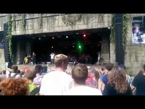 Trojan Sound System - World Peace (Liquidator) - Boomtown Fair 2014