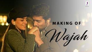 Making of Wajah | Rahul Jain | Smriti Khanna | Gautam Gupta | Rayhaan Patni | Jjust Music
