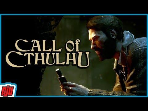 Call of Cthulhu Part 4   Horror Game   PC Gameplay Walkthrough   2018