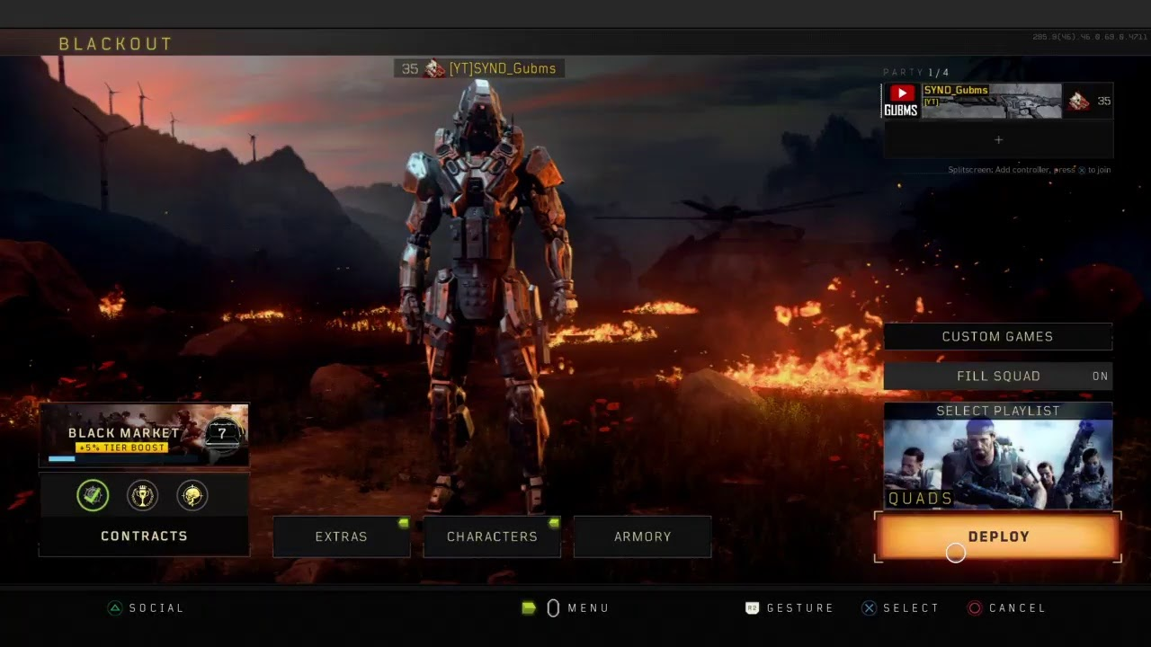 BEST AIM IN AUSTRALIA / COD BLACKOUT / XIM APEX / HIGH TIER GAME PLAY /  PLAYING WITH VIEWERS