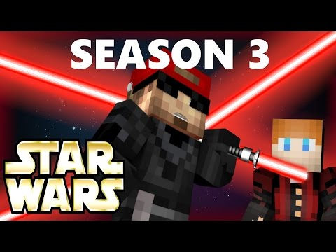 Minecraft Star Wars: S3E1 -