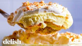 Perfect Banana Pudding | Delish
