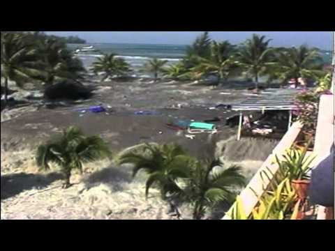 A Family Survives Deadly Tsunami