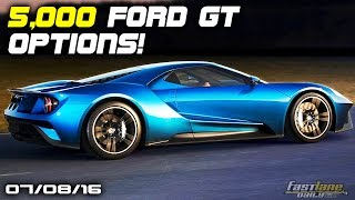 Ford Gt Options, Mclaren P1 Daily Driver, Tesla Model X Autopilot Crash - Fast Lane Daily