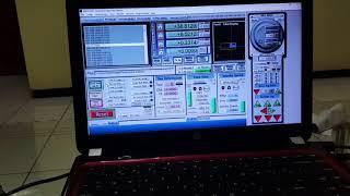 AC servo test Allen bradley RS…