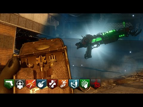 """MOON REMASTERED"" - HACKER DEVICE ALL 12 ABILITIES! ZOMBIES CHRONICLES GAMEPLAY! (BO3 Zombies)"
